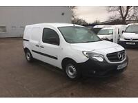 Mercedes Citan Long BlueEfficiency Panel Van