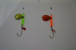 RCS Tackle Co. 10% Discount and Free Spinner Offers