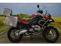 BMW R1200GS Adventure 20108**SERVICE HISTORY, TOURATECH LUGGAGE**