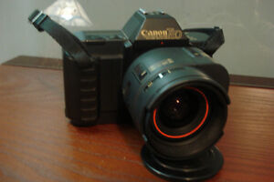 Canon T80 Film Camera