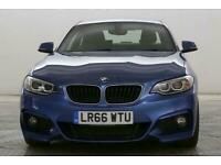 2016 BMW 2 Series 2.0 220D M Sport Auto Coupe Diesel Automatic
