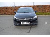 2017 VAUXHALL ASTRA Vauxhall New Astra 1.4T [150] SRi VX Line 5dr