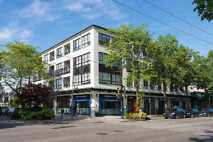 Beautiful 1 Bedroom Suite in Kitsilano / Kits - Bayswater Street