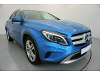 2014 BLUE MERCEDES GLA220 2.1 CDI SE PREMIUM 4MATIC AUTO CAR FINANCE FR £217 PCM