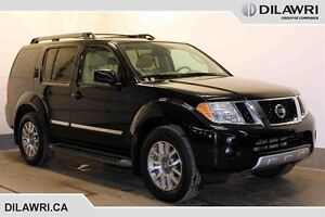 2011 Nissan Pathfinder LE AWD at