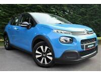 2020 Citroen C3 1.2 PureTech Feel (s/s) 5dr Hatchback Petrol Manual