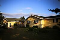 Beautiful Chelton beach bungalow with large double garage.