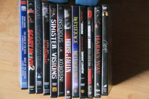 Horror Dvds For Sale