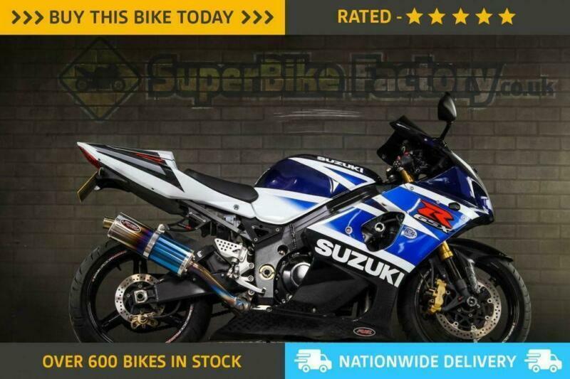2003 03 SUZUKI GSXR1000 - NATIONWIDE DELIVERY, USED MOTORBIKE | in  Macclesfield, Cheshire | Gumtree