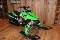 2010 Arctic Cat 600cc Factory Race Sled