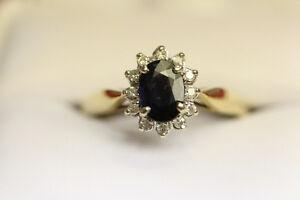 Women's Sapphire Ring