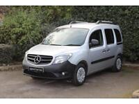 Mercedes-Benz Citan 1.5CDI Long 2013 Traveliner 109