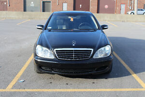 2003 Mercedes-Benz S500 4Matic Berline ** 3500$ **