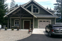 Sicamous Narrows Lake Front Property