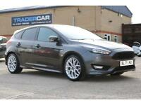 2017 17 FORD FOCUS 1.0 ST-LINE 5D 124 BHP