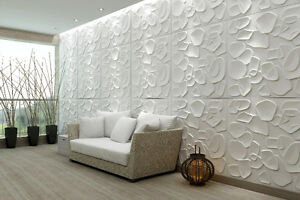 3D DIMENSIONAL WALL PANELS ,DESIGN AWARD.