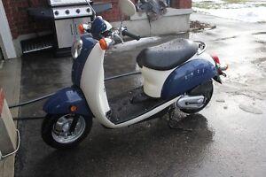 2006 honda jazz scooter 50 cc