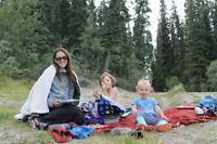 Seeking caregiver Aug 12-28 for 2 kids