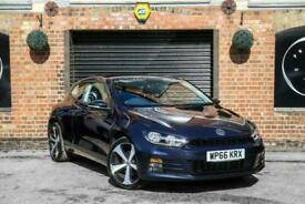 image for 2016 Volkswagen Scirocco 2.0 TDI BLUEMOTION TECHNOLOGY DSG 2d AUTO 148 BHP Coupe