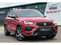 2021 SEAT Ateca 2.0 TDI FR Sport DSG (s/s) 5dr Auto Estate Diesel Automatic