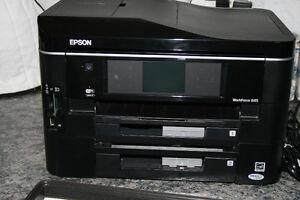 Epson WorkForce 845 All-in-One Printer