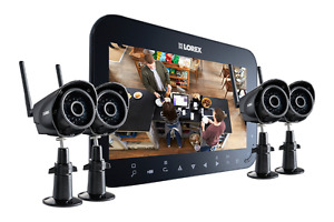 Affordable security cameras installed