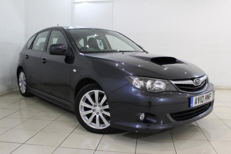 2010 10 subaru impreza 2 0 d rc 5dr 150 bhp diesel in. Black Bedroom Furniture Sets. Home Design Ideas