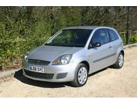 2008 Ford Fiesta 1.2 Style done 81649 Miles with a NEW MOT