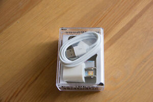iPhone 4s Charger (include a free USB SD card reader)
