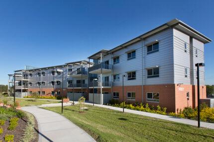 Student apartments at Western Sydney University Bankstown!