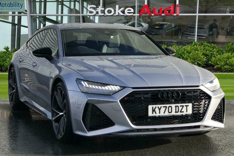 2020 Audi RS 7 RS 7 Sportback Carbon Black   600 PS tiptronic Hatchback Petrol A