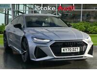 2020 Audi RS 7 RS 7 Sportback Carbon Black 600 PS tiptronic Hatchback Petrol A