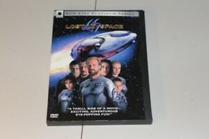Lost In Space DVD New Line Platinum Series