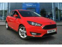 2015 Ford Focus ZETEC 1.6 TDCI WITH APPEARANCE PACK AND AVAILABLE WITH TRUSTFORD
