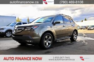 2009 Acura MDX Sport AWD DVD LOADED 7 PASSENGER REDUCED