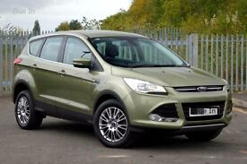 (Now Reduced by £1,000) 2013 63 Ford Kuga 2.0TDCi Zetec, Very Low Mileage, FSH, 6 Speed, Bluetooth