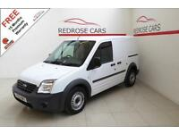2012 12 FORD TRANSIT CONNECT 1.8 T200 LR 1D 75 BHP DIESEL