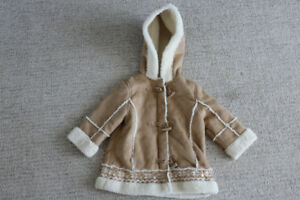 Fall/ Winter Coat Size 18-24 months