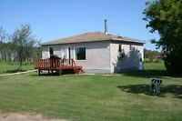 Manitoba Recreational Quarter with Well Maintained House/Cottage