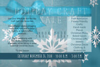 WEST HILLHURST HOLIDAY MARKET - TABLES AVAILABLE NOW!