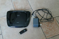 Linksys Wireless N router and USB adapter