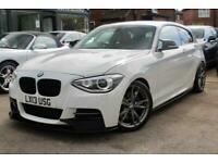 2013 BMW 1 Series 3.0 M135i Sports Hatch Sport Auto 3dr Hatchback Petrol Automat