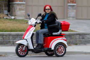Roadstar Mobility Scooter - Save Big on Demo Units!