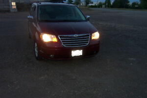 2008 Chrysler Town&Country Touring STOW AND GO