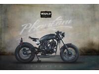 Herald Phantom 250cc Custom Bobber
