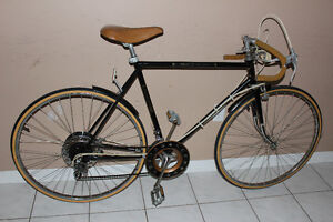 AMF Road Master Black Gold 10 speed with rear disc brake
