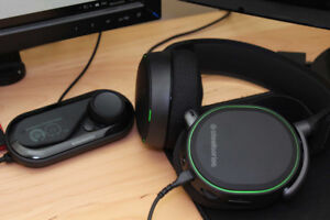 SteelSeries Arctis pro + GameDAC High End Headset -New-