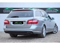 2010 10 MERCEDES-BENZ E CLASS 3.0 E350 CDI BLUEEFFICIENCY SPORT 5D AUTO 231 BHP
