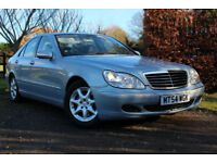 Mercedes-Benz S320 3.2TD auto S320 CDi STUNNING EXAMPLE IMMACULATE