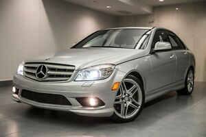 2009 Mercedes-Benz C350 4MATIC Sedan